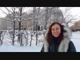 Ольга Арефьева. Приглашение на сольный концерт в Самаре 8.03.19
