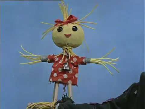 Аистенок и Пугало (1970) Кукольный мультфильм   Золотая коллекция