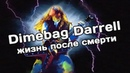 Даймбэг Даррелл жизнь после смерти Pantera, мини-документалка