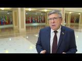 Валерий Рязанский: Не замечать итоги голосования было невозможно