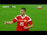 Россия – Чехи. 1:0. Алексей Ионов