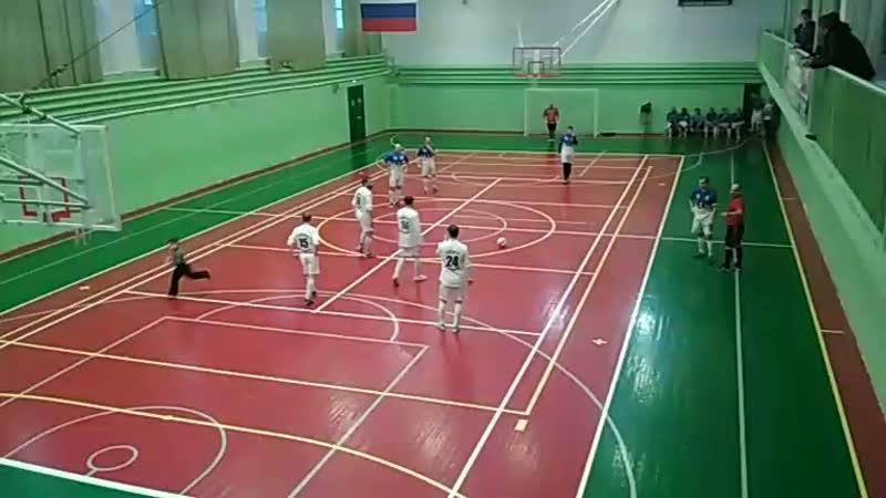 Динамо-2 - Спектр-2 17.11.18 2-й тайм
