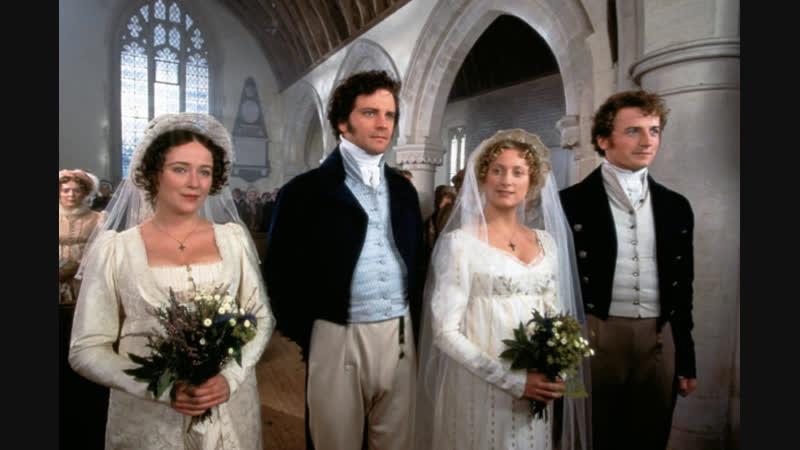 Pride and Prejudice, BBC 1995 by Simon Langton Гордость и Предубеждение (1995) реж. Саймон Лэнгтон 66