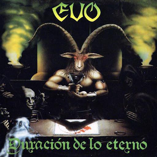 EVO альбом Duración de lo eterno