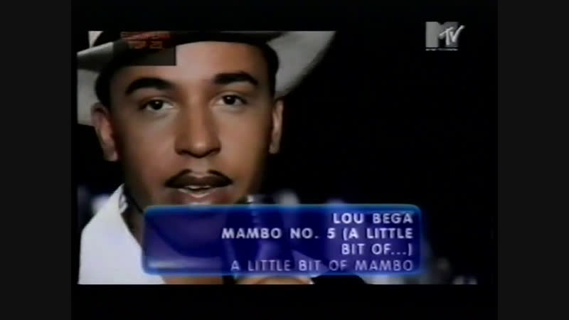 Lou bega - mambo no.5(a little bit of...) mtv