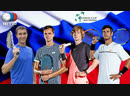 Henri Laaksonen vs Daniil Medvedev Davis Cup Switzerland vs Russia
