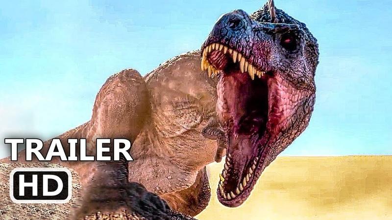 Игры юрского периода The Jurassic Games 2018 трейлер