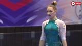 Viktoria Komova Beam   2018 Russian Cup AA