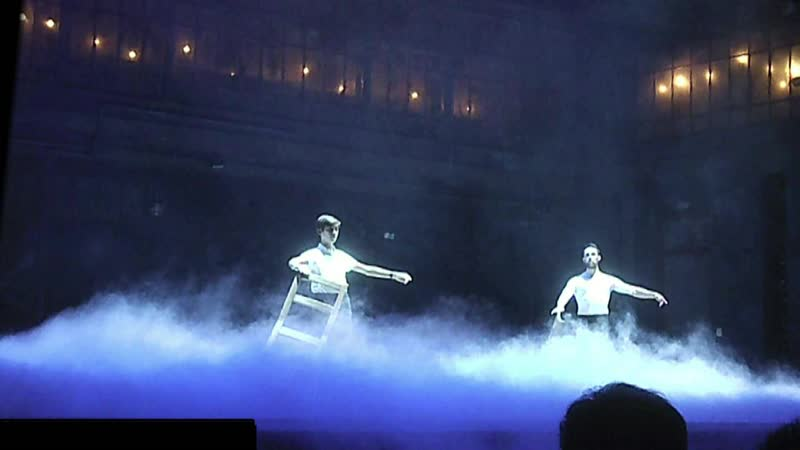 Billy Elliot Dream Ballet óscar pérez