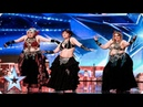 Shani Belly Dancers break the BGT buzzers! | Week 1 Auditions | Britain's Got Talent 2016