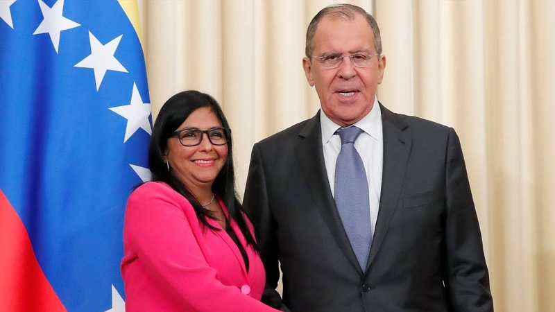 Вице-президент Венесуэлы если США хотят нам помочь — пусть снимут эмбарго