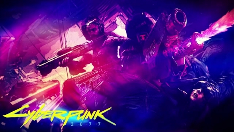 Cyberpunk 2077 Mix 2 - Best of Synthwave Darksynth Retrowave