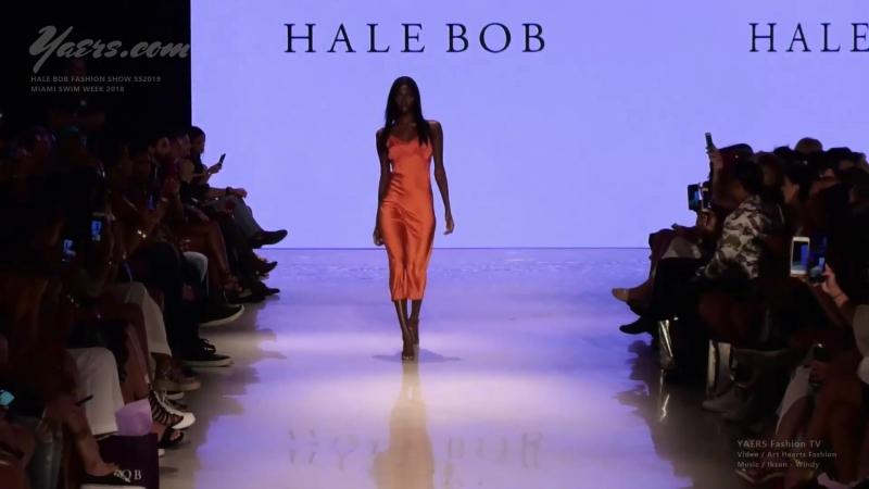 Hale Bob Fashion Show SS 2019 Miami Swim Week 2018 Art Hearts Fashion - Luxury Fashion World Exclusive
