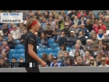 Alexander Zverev vs Jan Lennard Struff highlights MUNICH 2018 QF HD