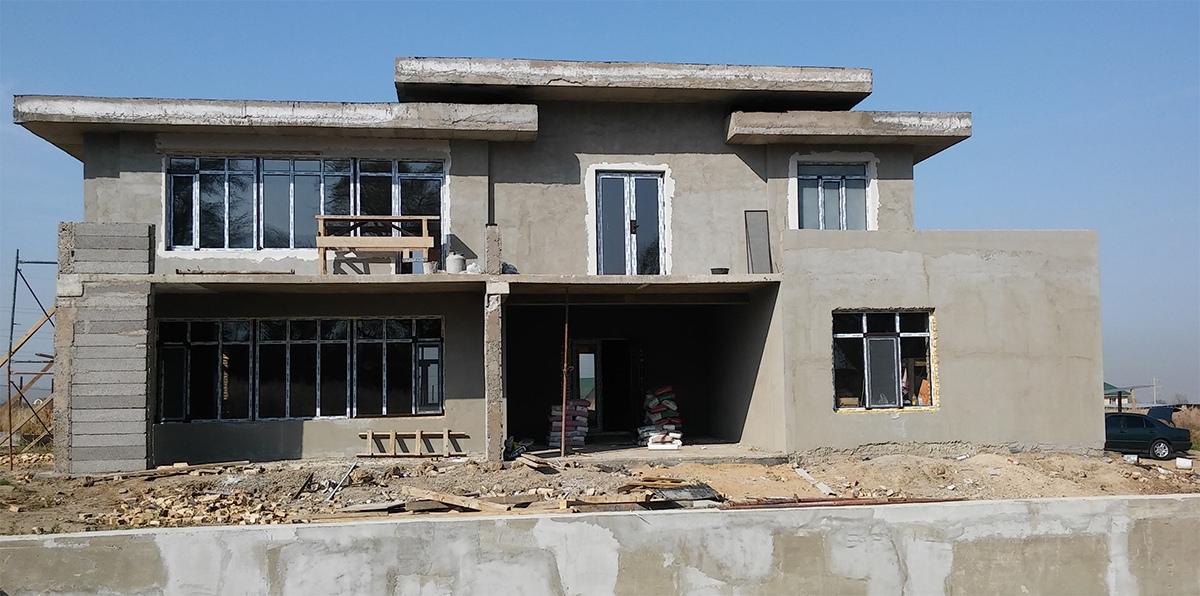 Строительство дома под ключ Алматы
