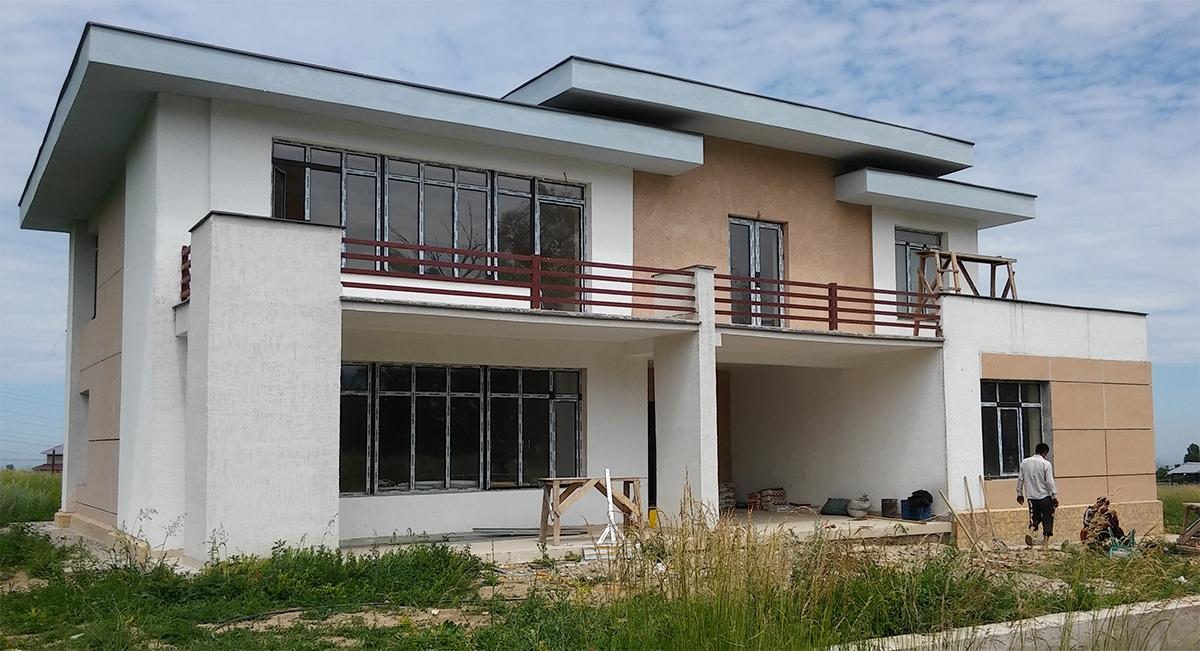 Жилой дом под ключ, строительная компания