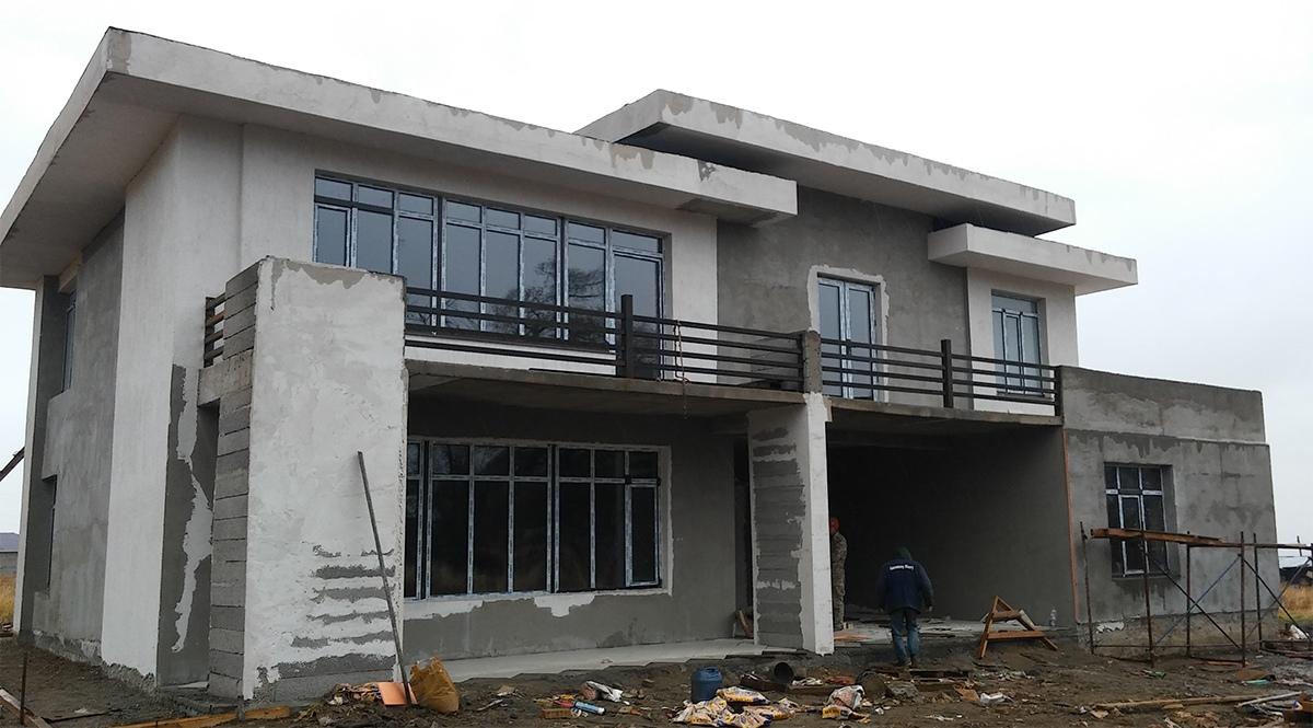 Дом под ключ строительство Алматы