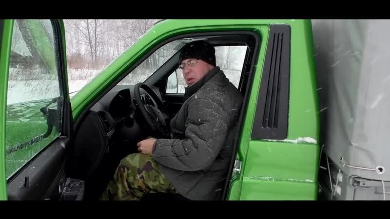 Тестдрайв УАЗ Профи МУЖИКИ ОДОБРЯЮТ _Testdrive NEW UAZ Profi MUZHIKS APPROVE