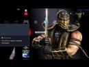 Mortal Kombat - PS3 часть 1 (М VS Ж) [RUS-afin]