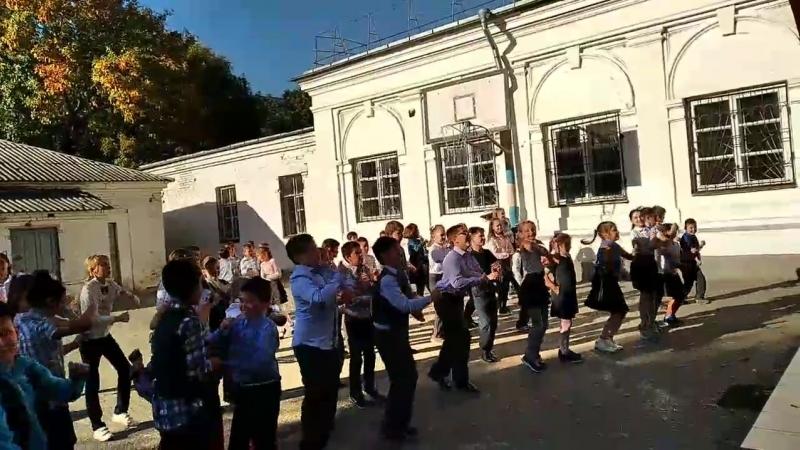 11.10.2018 МОБУ СОШ 9 Таганрог, веселая переменка 2