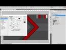ARTTRAVELchannel Как сделать шапку для Youtube Ютуб! Второй вариант для геймеров! Стиль Техно!