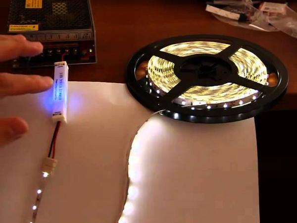 Сенсорный выключатель-диммер Jazzway