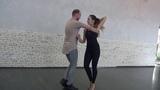 Импровизация на МК Bachata Sensual - Максим и Екатерина Щербаковы на #SBFest Пенза #MaxDance