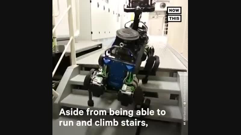 Робот-инспектор