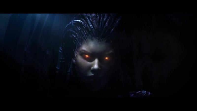 StarCraft 2 Пророчество. Керриган против Зератула