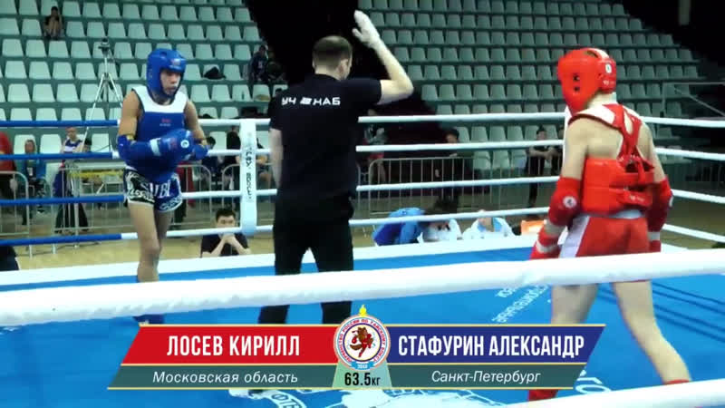Лосев Кирилл красный угол первенство России