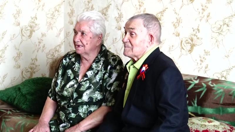 В преддверии великого праздника ветераны Таштагольского района получают подарки