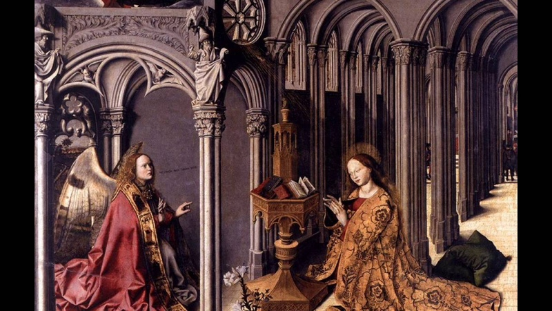 Жоскен Депре 1450 1521 Месса Pange lingua Tallis Scholars