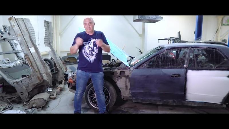 [Гараж 54] ОФИГЕННЫЙ вид за 25 000 руб | Тюнинг Nissan SKYLINE