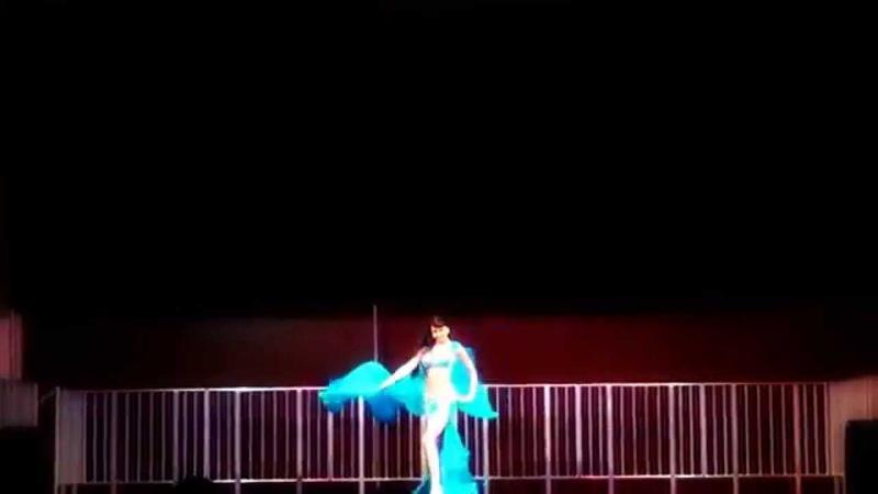 Loretta - Mejanse - Shimmy in the city festival London