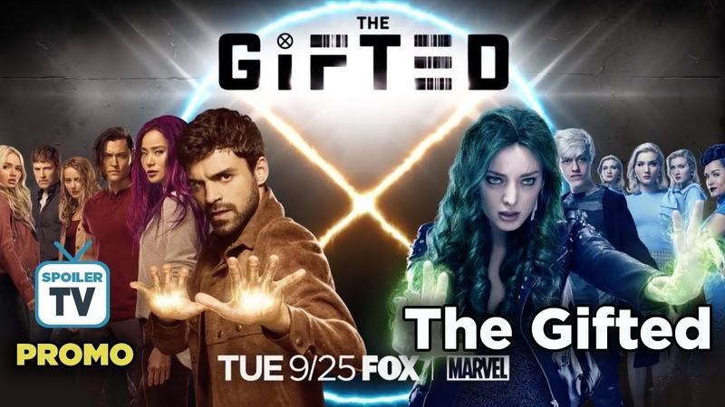 The Gifted Season 2 The Mutant Underground Vs The Inner Circle Promo
