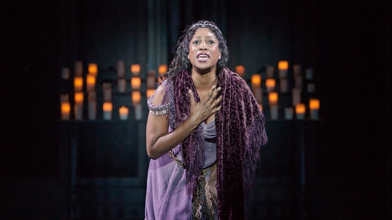 God Help the Outcasts from The Hunchback of Notre Dame at The 5th Avenue Theatre
