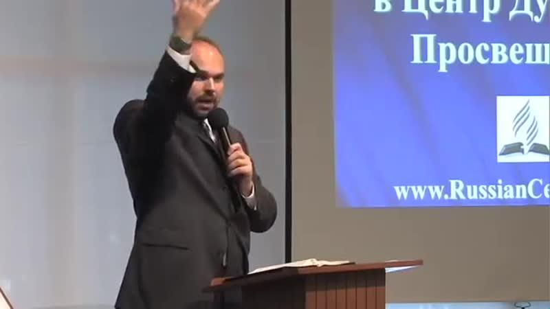 20. Откровение труб. - Проповедь Виталия Олийника. 09.18.2010
