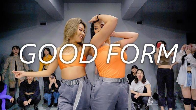 Nicki Minaj - Good Form | SIMEEZ JIWON SHIN choreography
