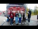 команда на этапе Песня путешественника 21
