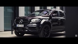 Mercedes X-Class Exy GTX Limited Edition by Pickup Design