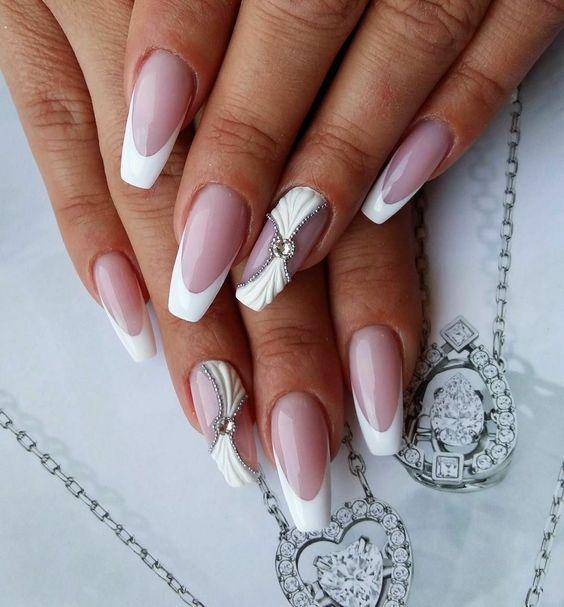 Дизайн Очень Коротких Ногтей Фото