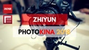 Lets Flash Back to the Creative Moments in Photokina 2018 Zhiyun Crane 3 LAB Weebill LAB