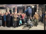 Группа U.D.O. сняла клип в Петербурге