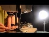 ASMR my sewing machine