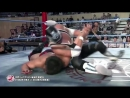 Atsushi Aoki c vs Koji Iwamoto AJPW Summer Explosion 2018 Day 9