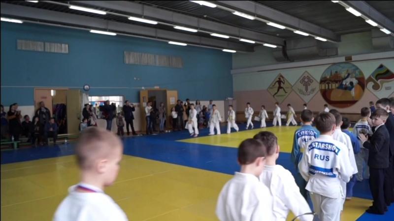 Первенство ДЮСШ 1 07.04.2018 26 кг