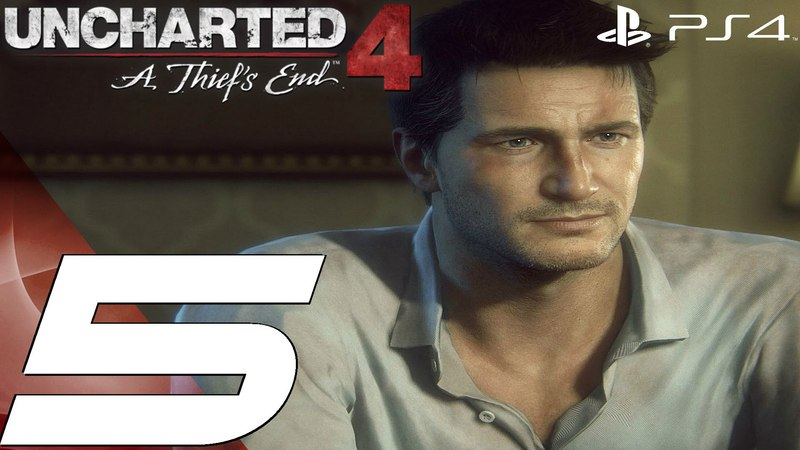 Uncharted 4 A Thief's End - Gameplay Walkthrough Part 5 - Nadine Fight Party Escape