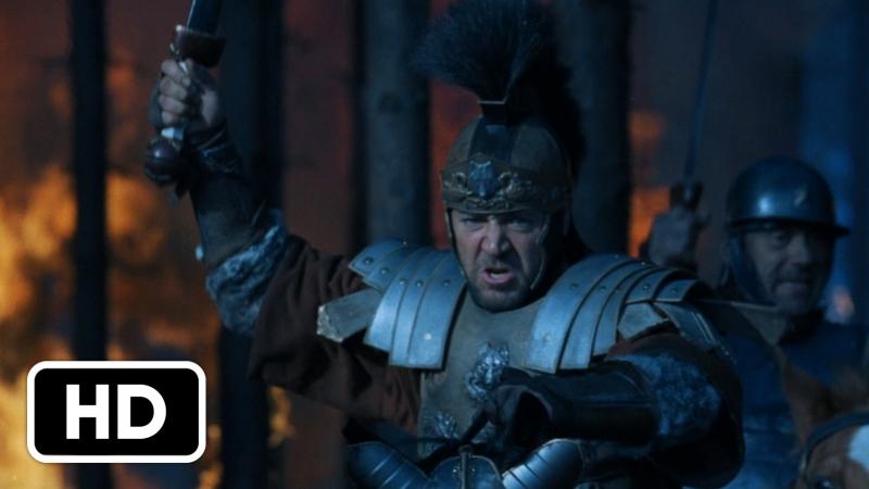 Римляне против германских варваров - Гладиатор (2000) | Киноролики
