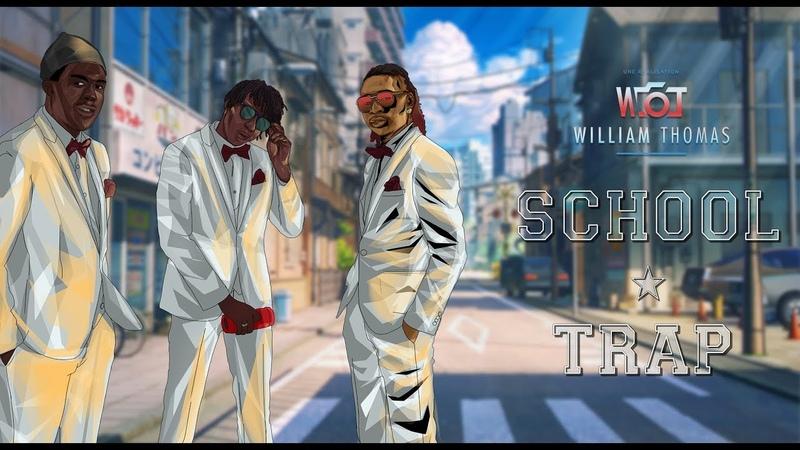 William Thomas ft. Q.E Favelas - School Trap