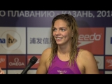 Юлия Ефимова: «У меня не было другого варианта. Как не выиграть?»